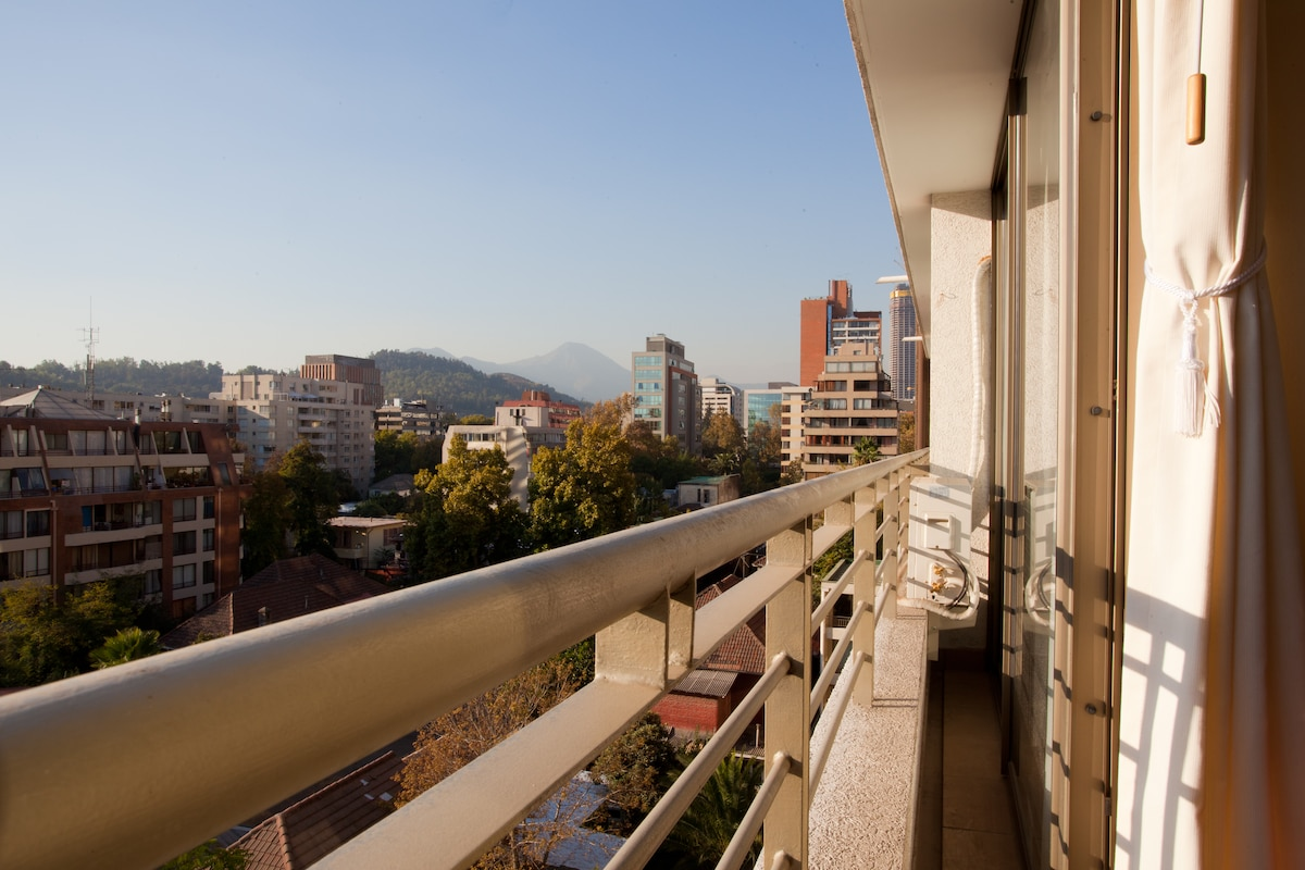 Apartment x Rent in Providencia 802