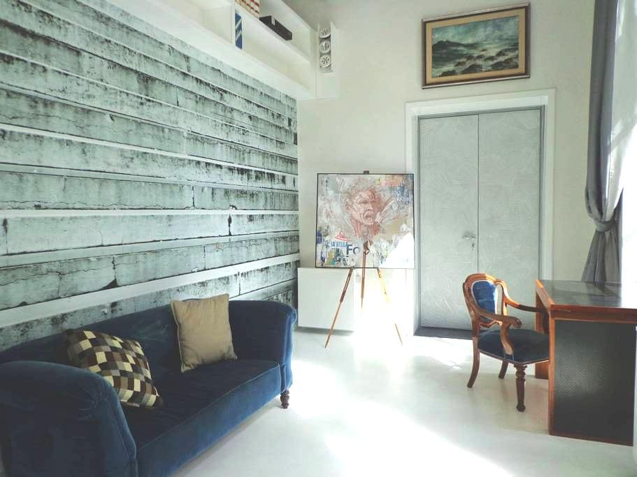 Palazzo Giustiniani Design loft - Genua - Appartement