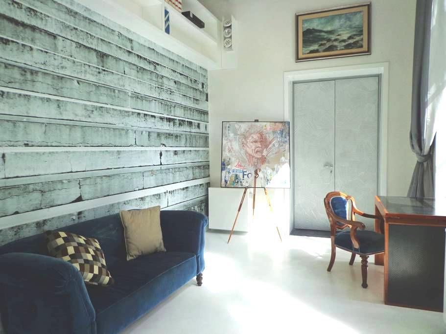 Palazzo Giustiniani Design loft - 제노아 - 아파트