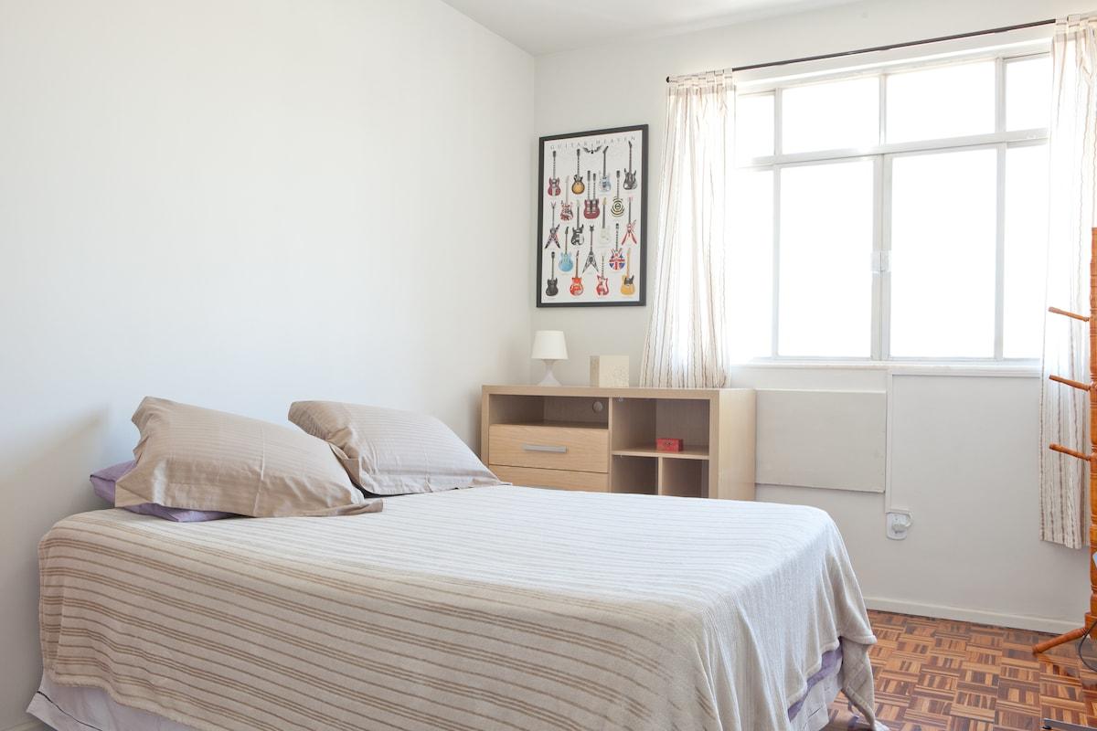 Cozy Room for 2 in Rio de Janeiro