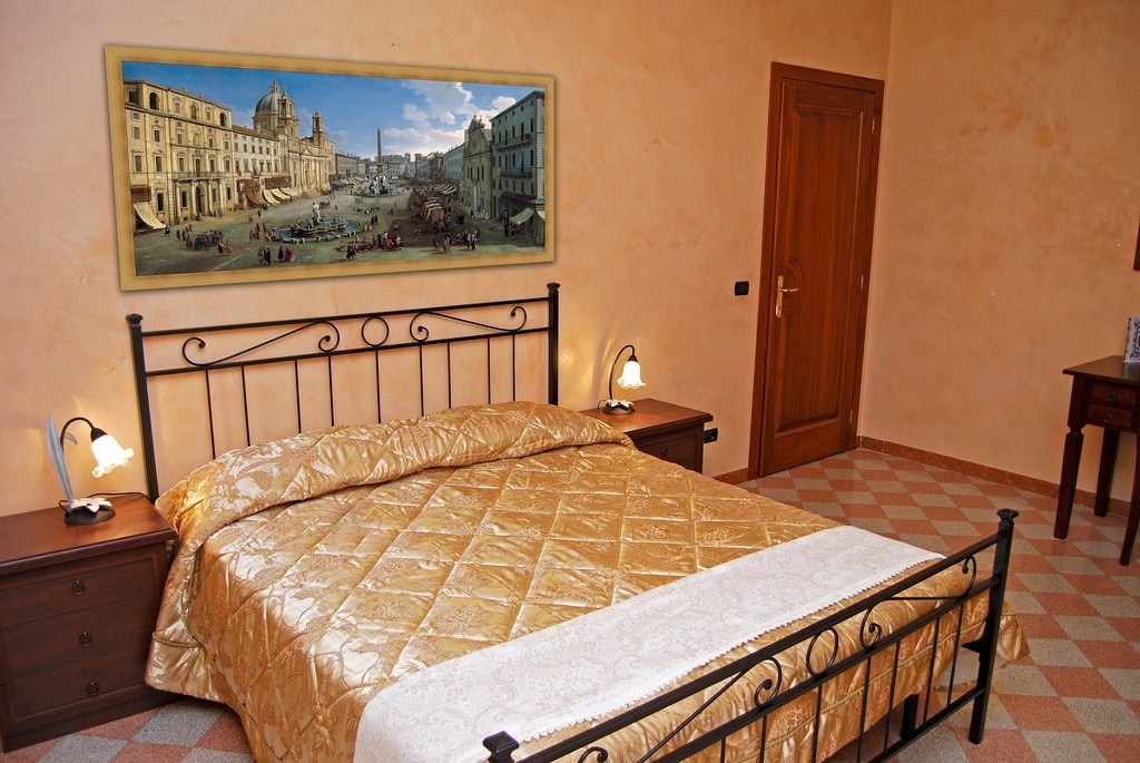 Piazza Navona Room
