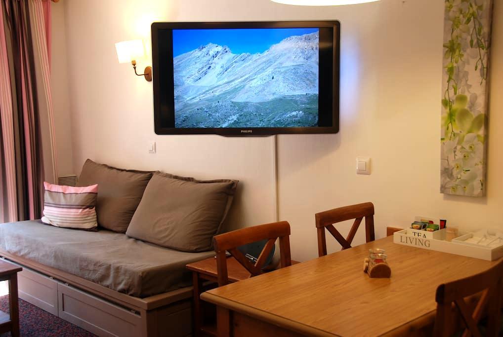 Appartement tout confort - 4 pers. - La Salle les Alpes - Apartment