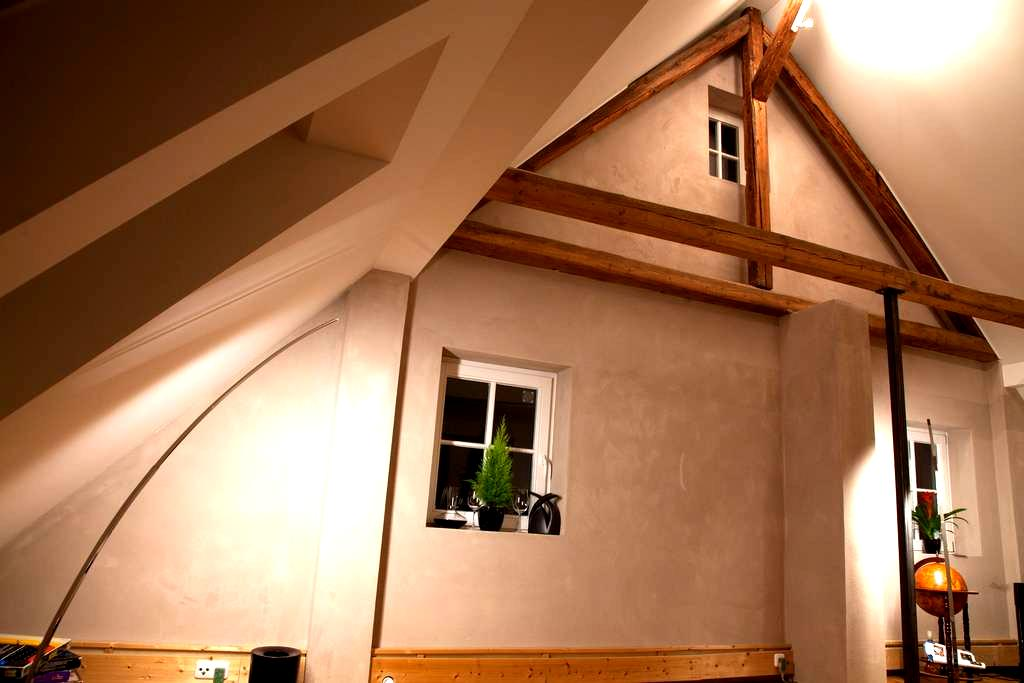 34m² Giebelsuite in old bakery - Fulda - Guesthouse
