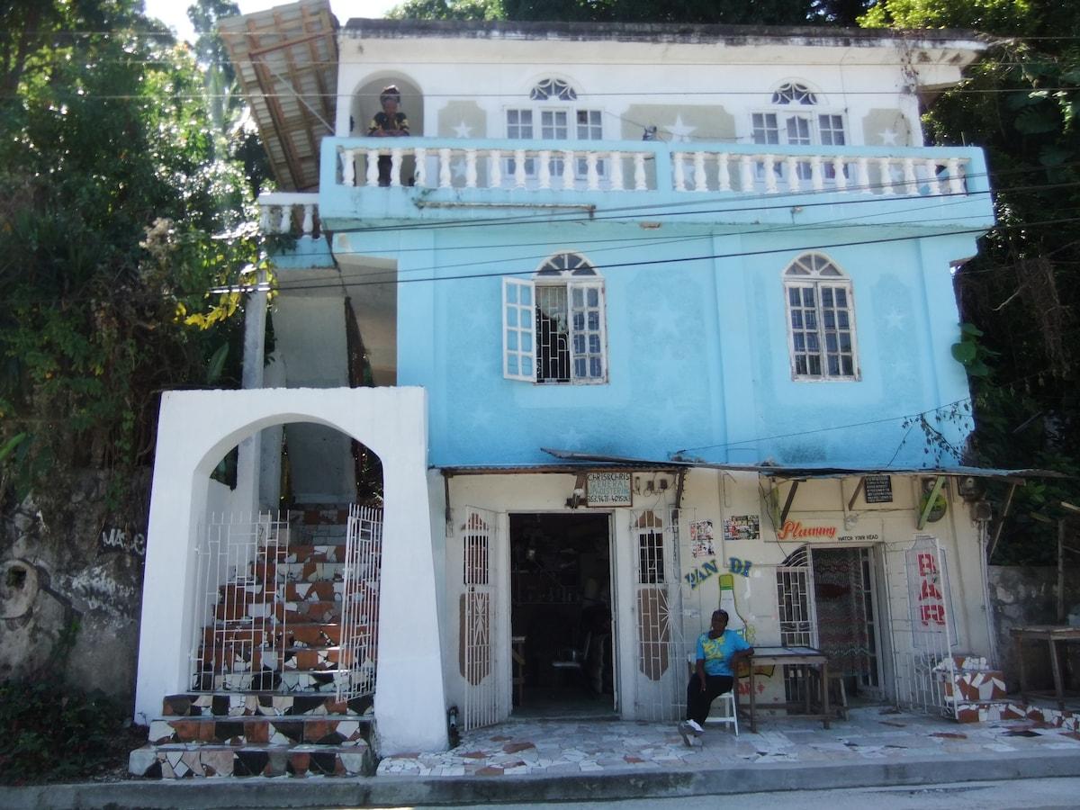 Rastaman 'Rev's' Garden House