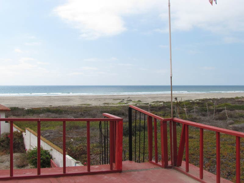 The Baja Beach Bungalow