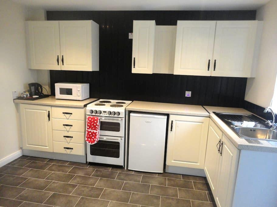 Scenic Self Contained Apartment - Downpatrick - Apartment