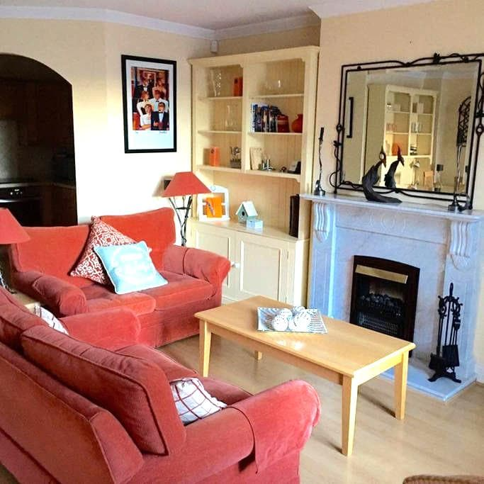 Home from Home Luxury Near the Heartof Galway City - Galway - Hus