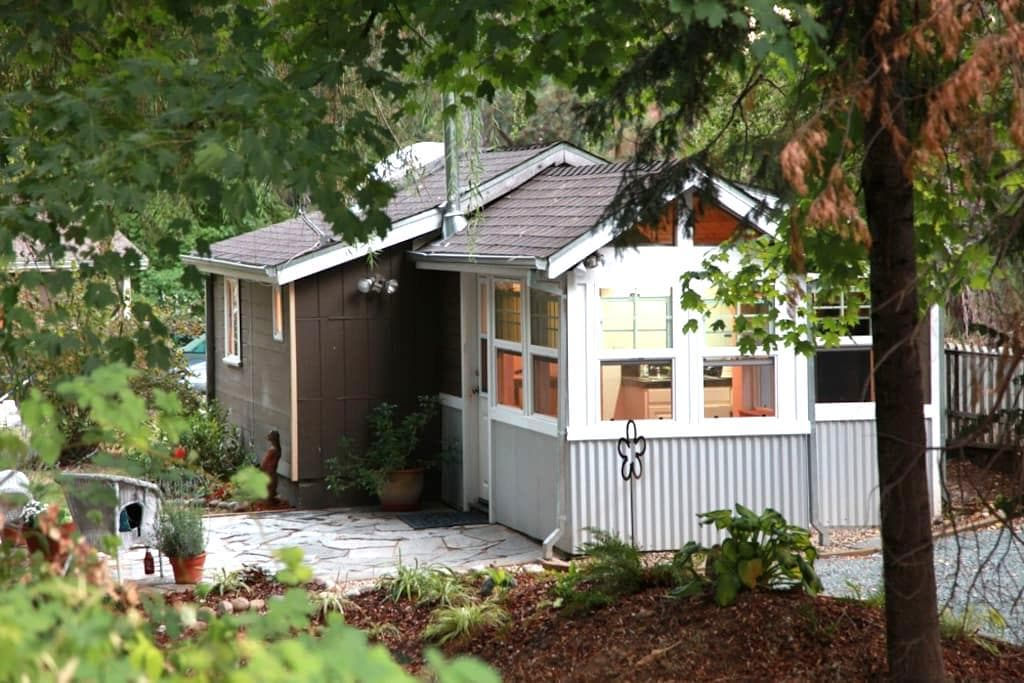 Adorable Place for 2, Downtown NC - Nevada City - Guesthouse