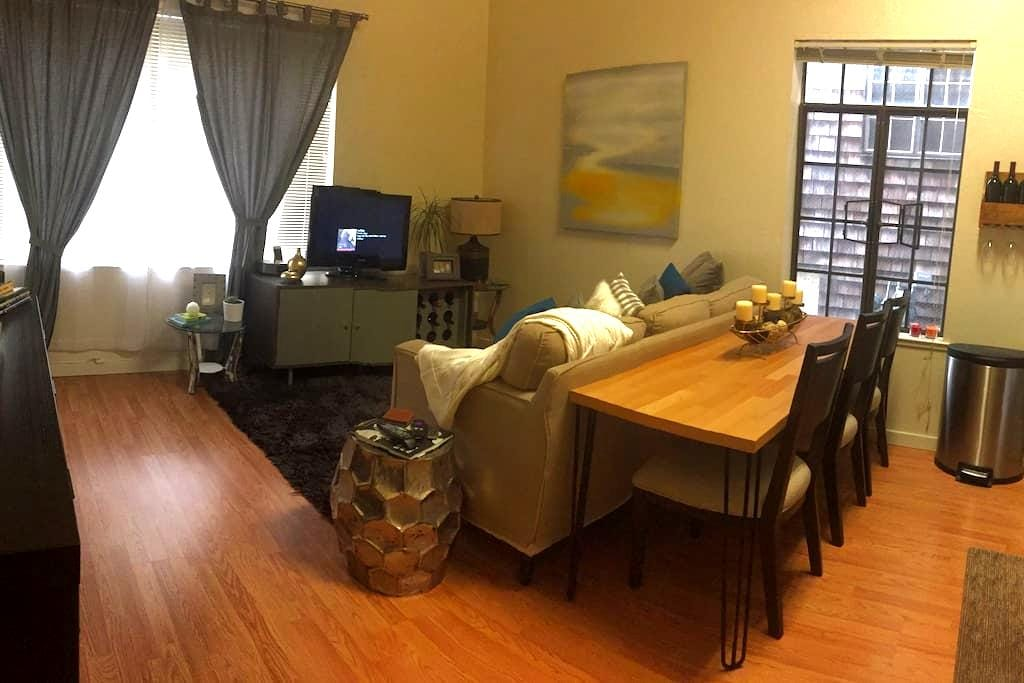 Great area, close to Marin . - Richmond - Apartment