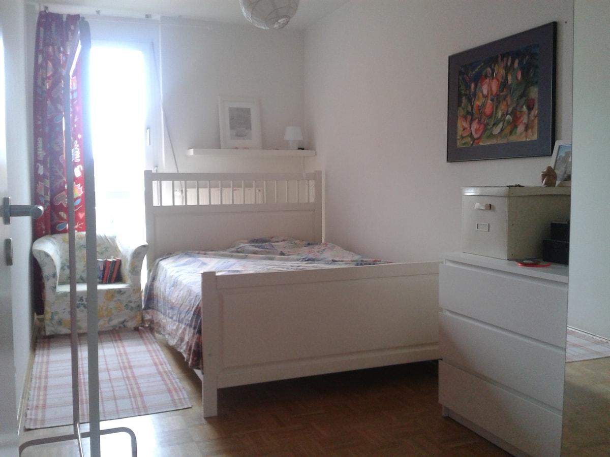 Zimmer in 4-Zi-Wohnung