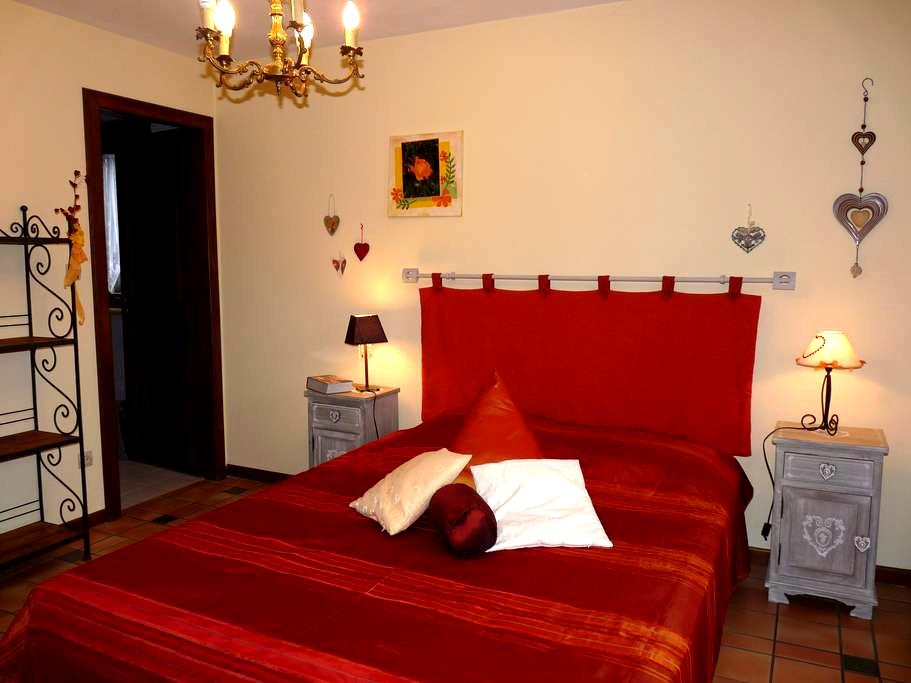 appart. coquet au coeur des Vosges - Sewen - Appartamento