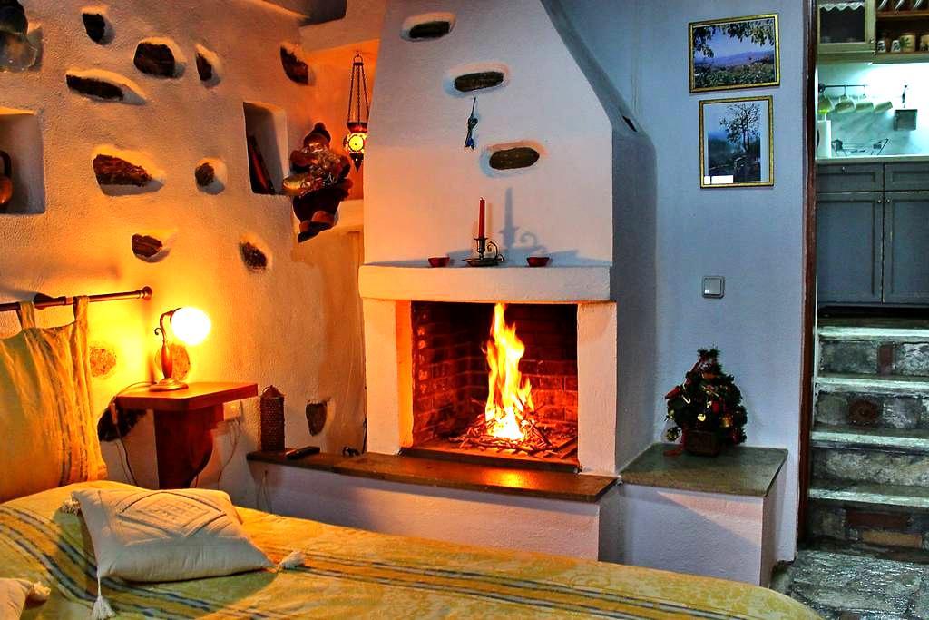 Residence Stafylopati - Studio - Makrinitsa
