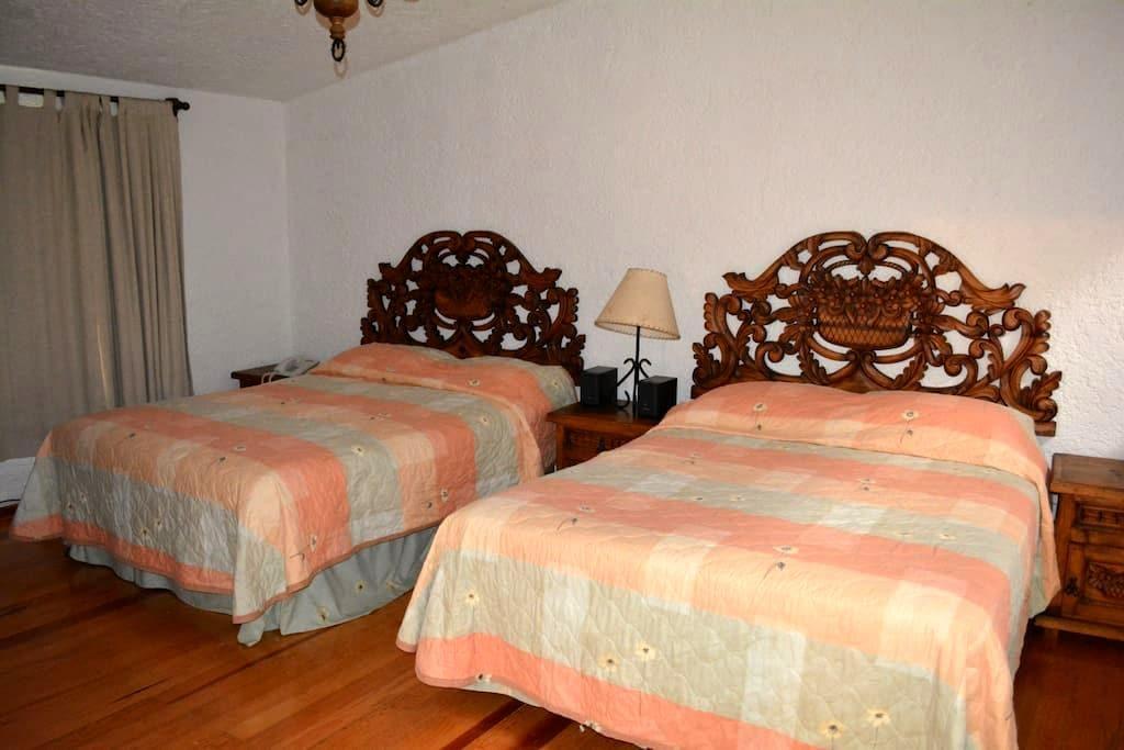Colonial room in the City - Ciudad de México - Dom
