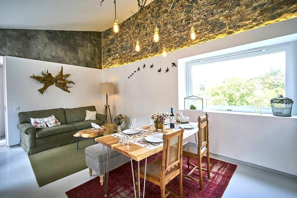 Boutique Family Retreat: 2 suites+patio - Sintra - Hus