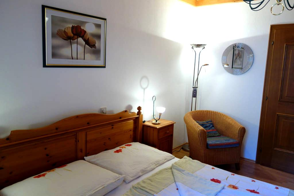 Holiday Apartment next to Salzburg - Obertrum - Leilighet