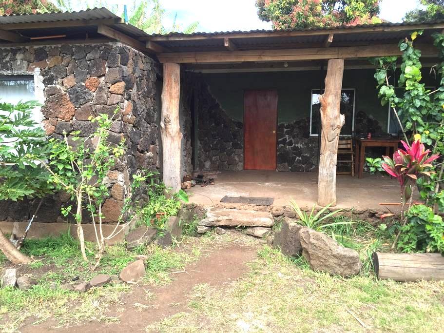 Hare Koro Ioteve - Private Bedroom in Home - Hanga Roa