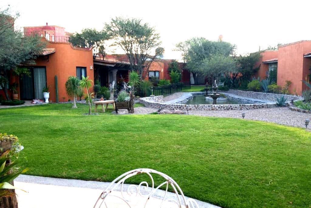CasAbierta - Relájate y disfruta San Miguel - San Miguel de Allende - House