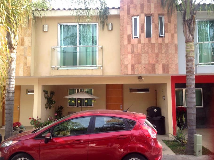 Casa coto privado cerca zoológico - Guadalajara - Haus