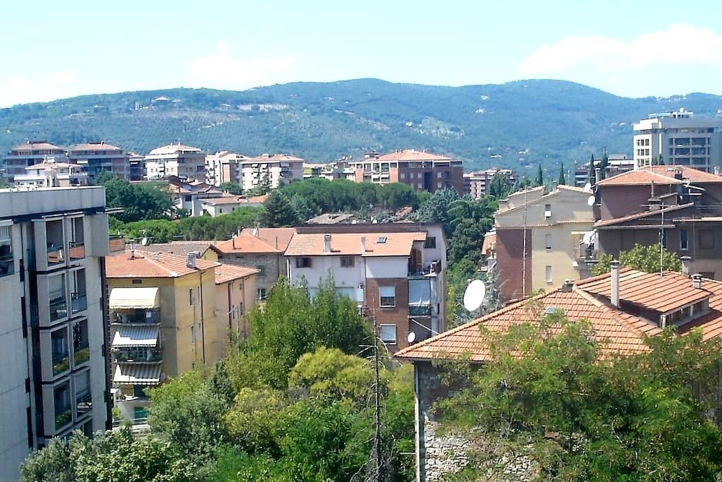 Bilocale panoramico - Perugia - Huoneisto