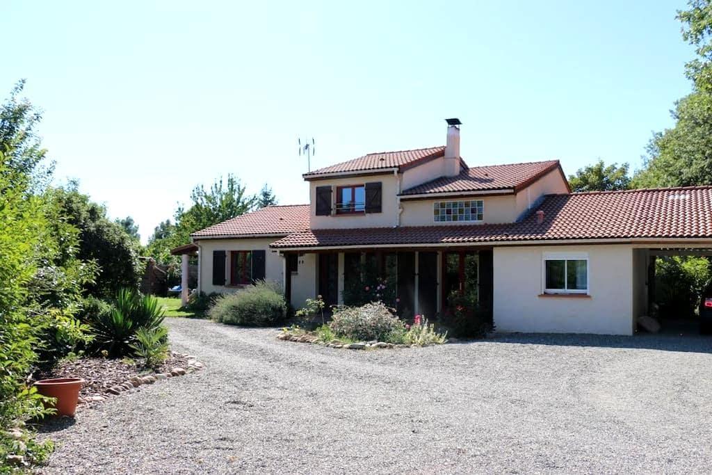 maison familiale - Fonsorbes - Ház