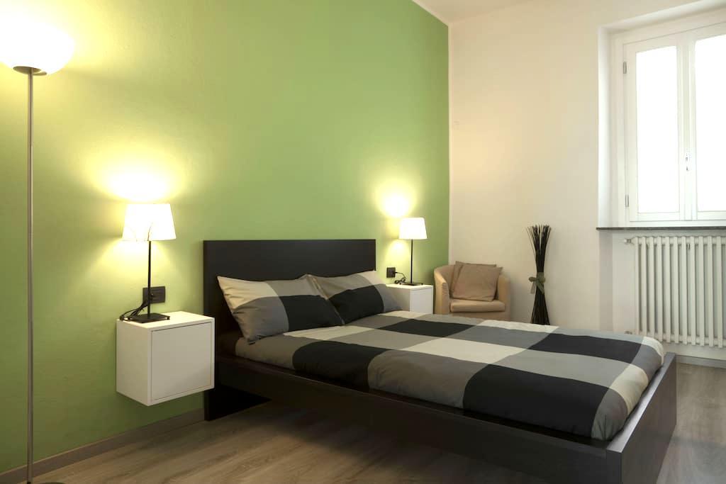 B&B Ca' Nobil - Double room - Bernate Ticino - Bed & Breakfast