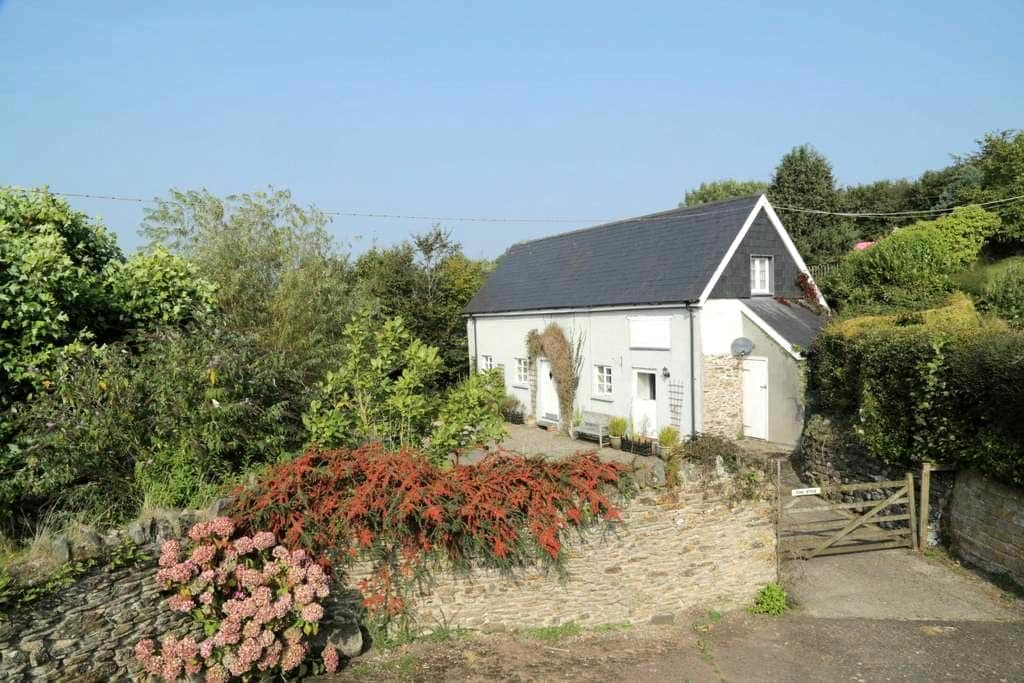 The Byre -Idyllic cottage on farm - Devon - House