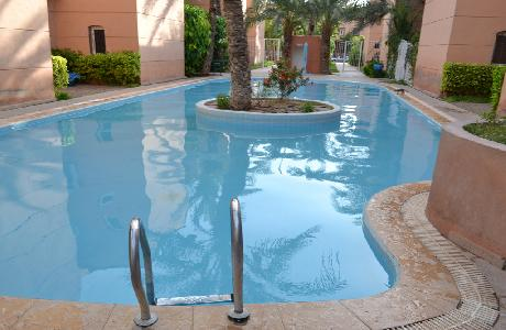 Swimming pool open end of March