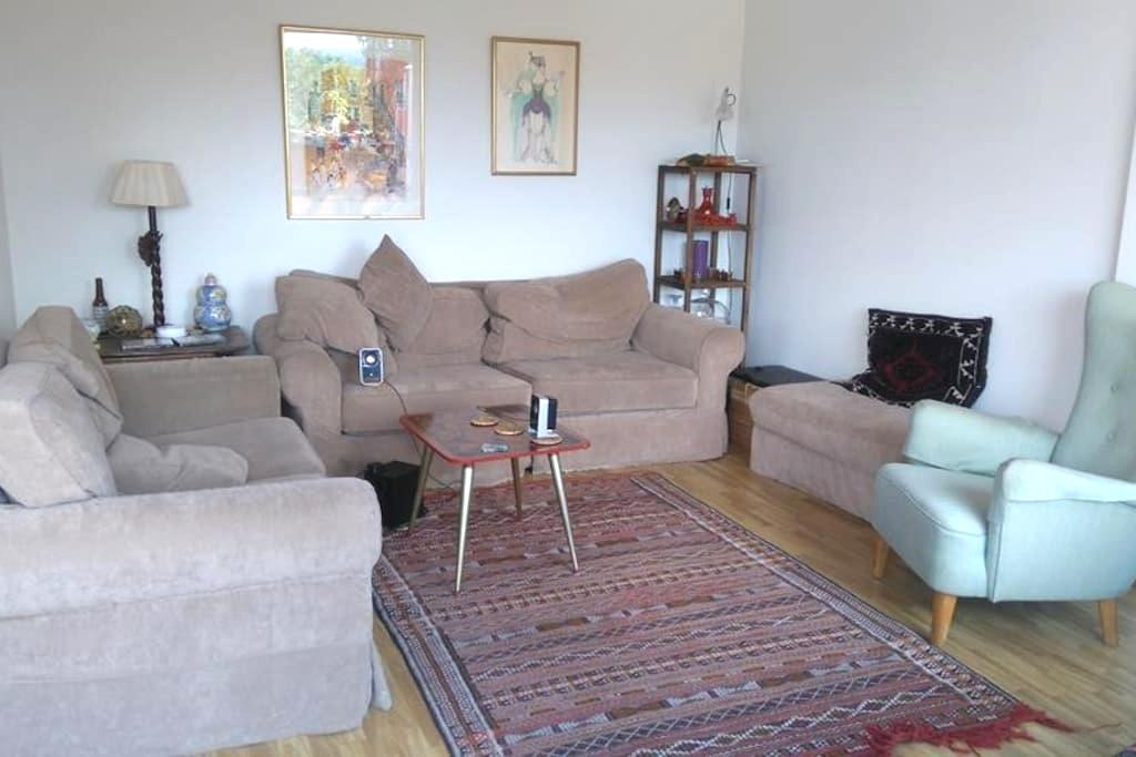 Cozy, convenient apartment next to metro - Oslo - Appartement