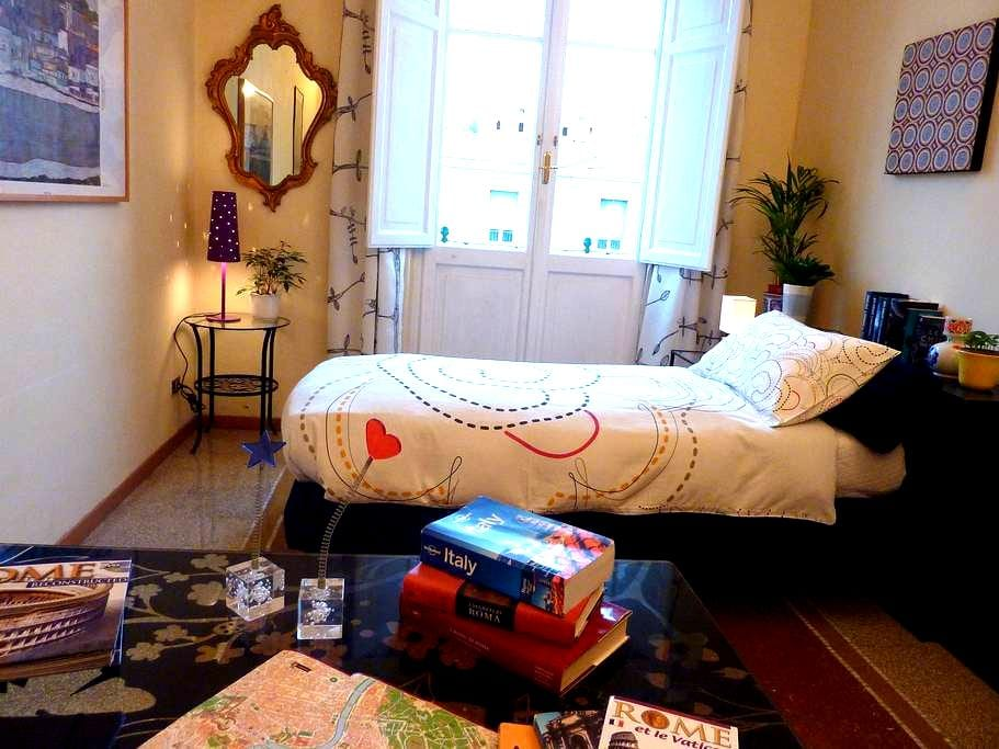 single room to a king of Rome  - Rome - Bed & Breakfast