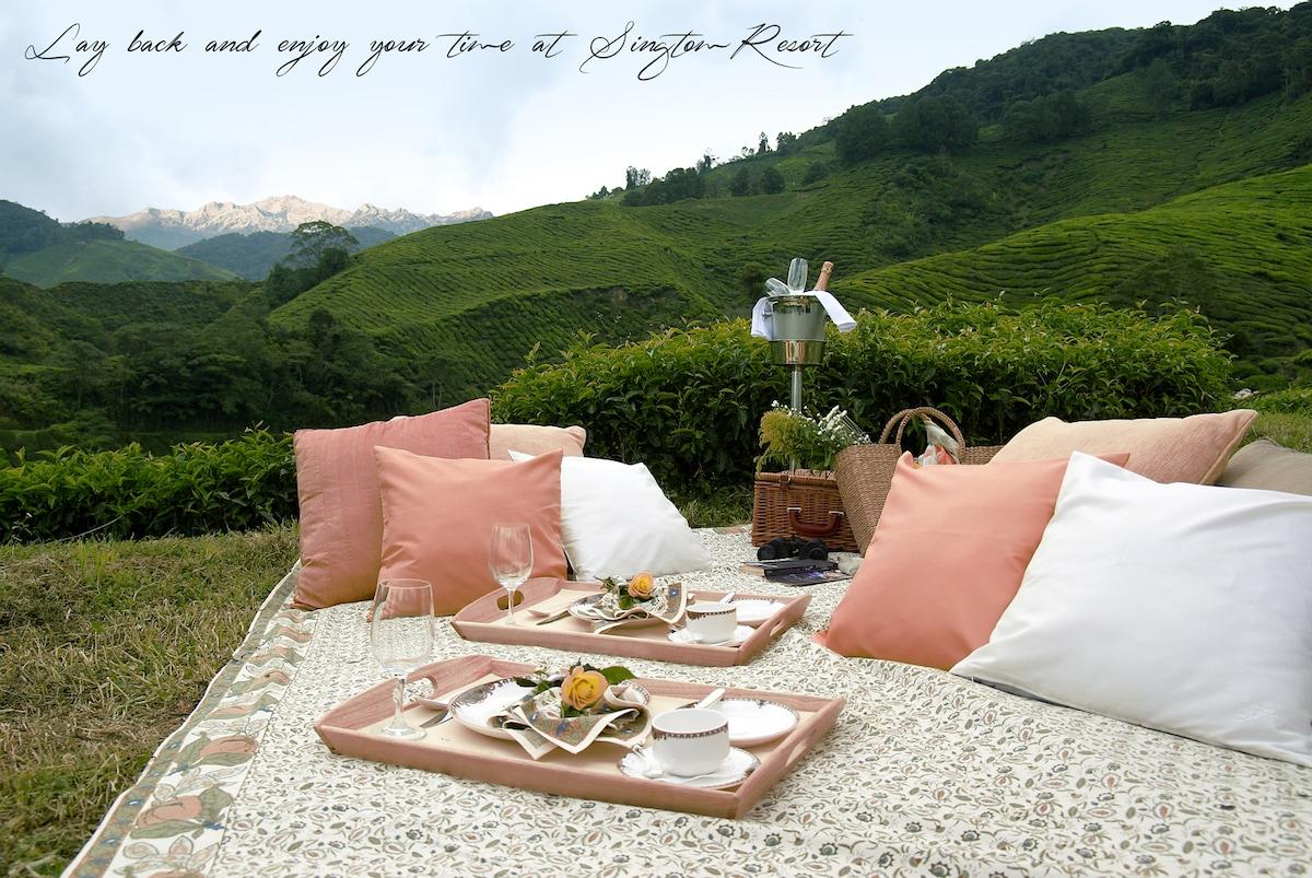 Himalayan Suite at Singtom Resort