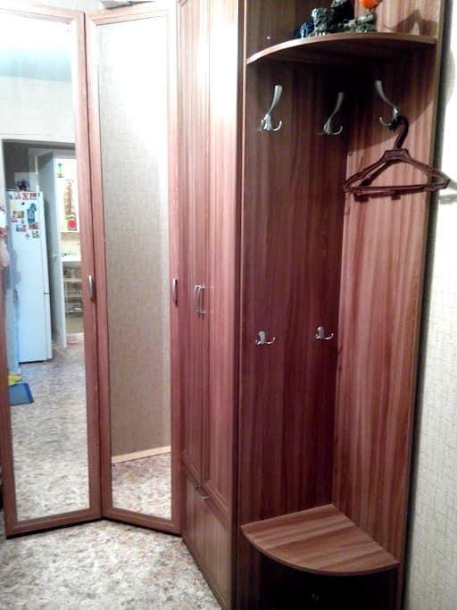 Уютная 1к.кв. класса Комфорт - Veliky Novgorod