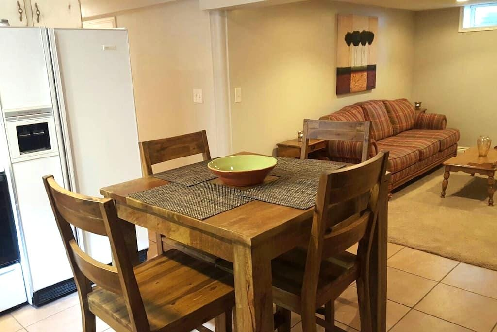 Very Cozy, Private, Clean Apt! - Cottonwood Heights - Flat