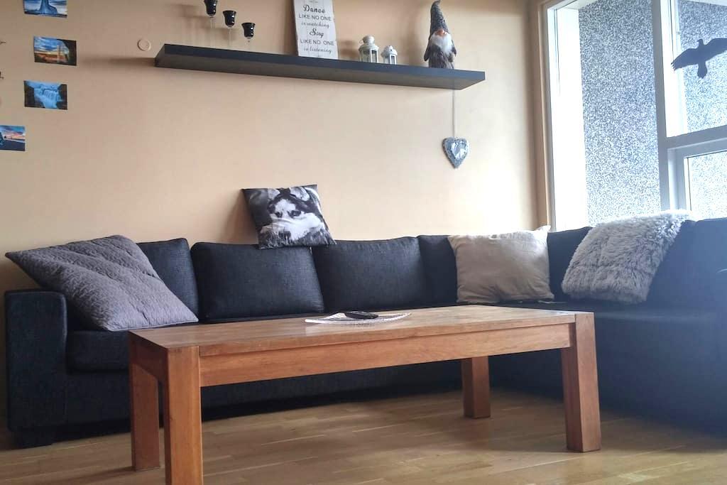 Nice&Cozy Apartment Near Reykjavik - Hafnarfjordur - 公寓