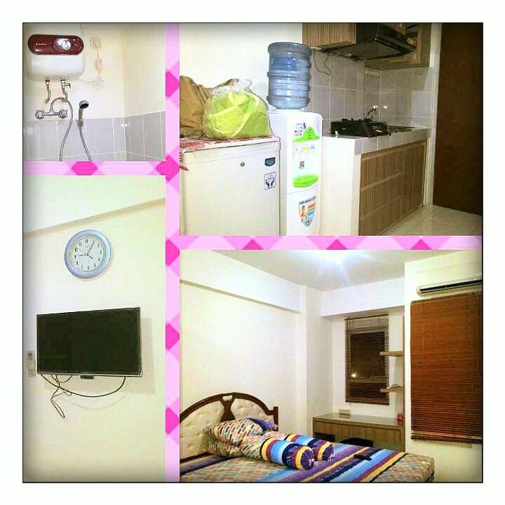 Apartment Puncak Kertajaya 1 BR