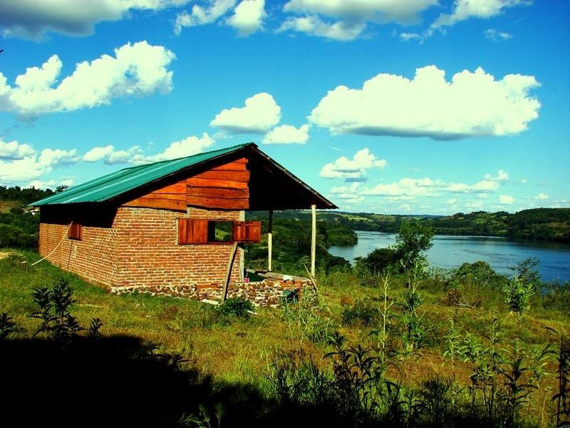 MOCONÁLAND. Misiones. Río Uruguay.
