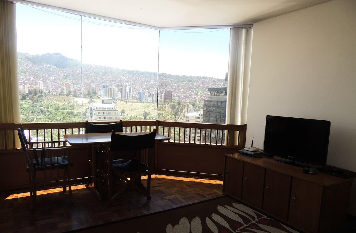 Full equiped apartament city center