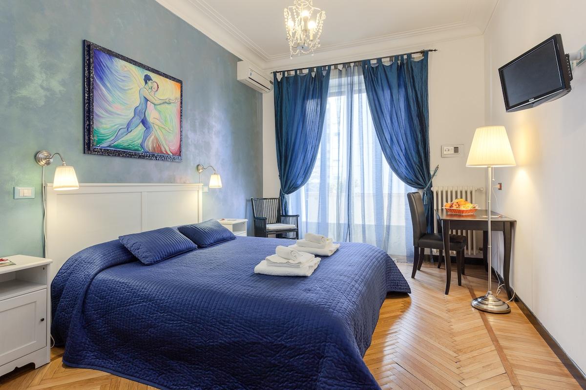 URBI ET ORBI ROMA double room/2