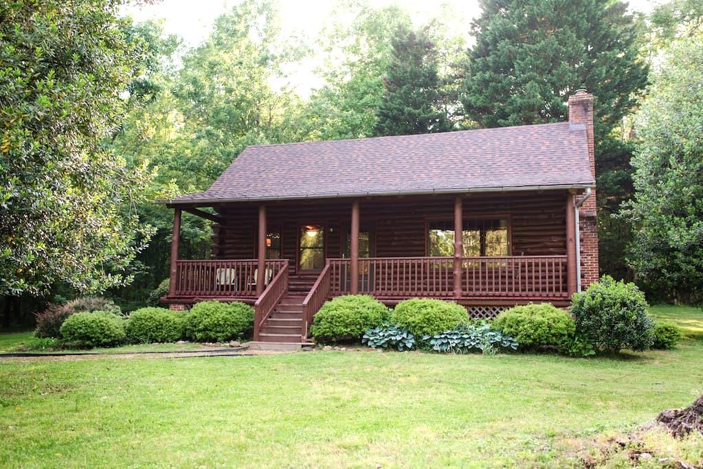 Cabin In Ivy - Charlottesville - Huis