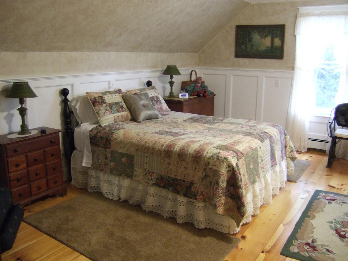 Antiqued inn time