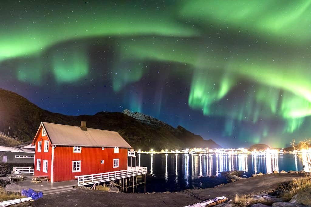 Rorbu Sørvågen Lofoten - Moskenes