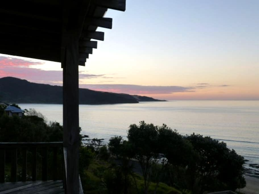 Breath taking views 90 Mile Beach - Ahipara - Bed & Breakfast