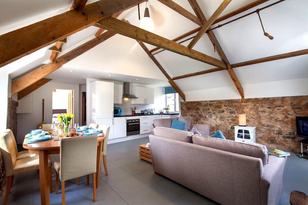 The Granary Mill Apartment - Chudleigh
