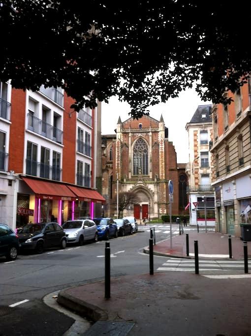 Résidence Hyper Centre historique - Toulouse - Appartement