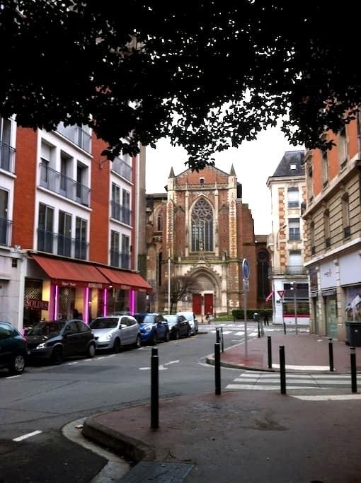 Résidence Hyper Centre historique - Toulouse - Apartment