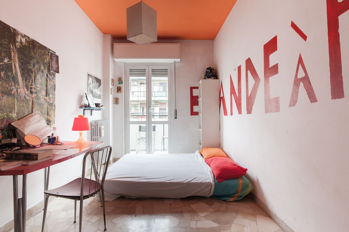 Nouvelle Vague room with Balcony