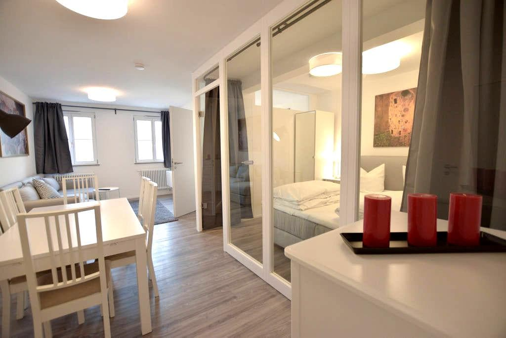59m² großes Apartment im Herzen der Altstadt - Regensburg - อพาร์ทเมนท์