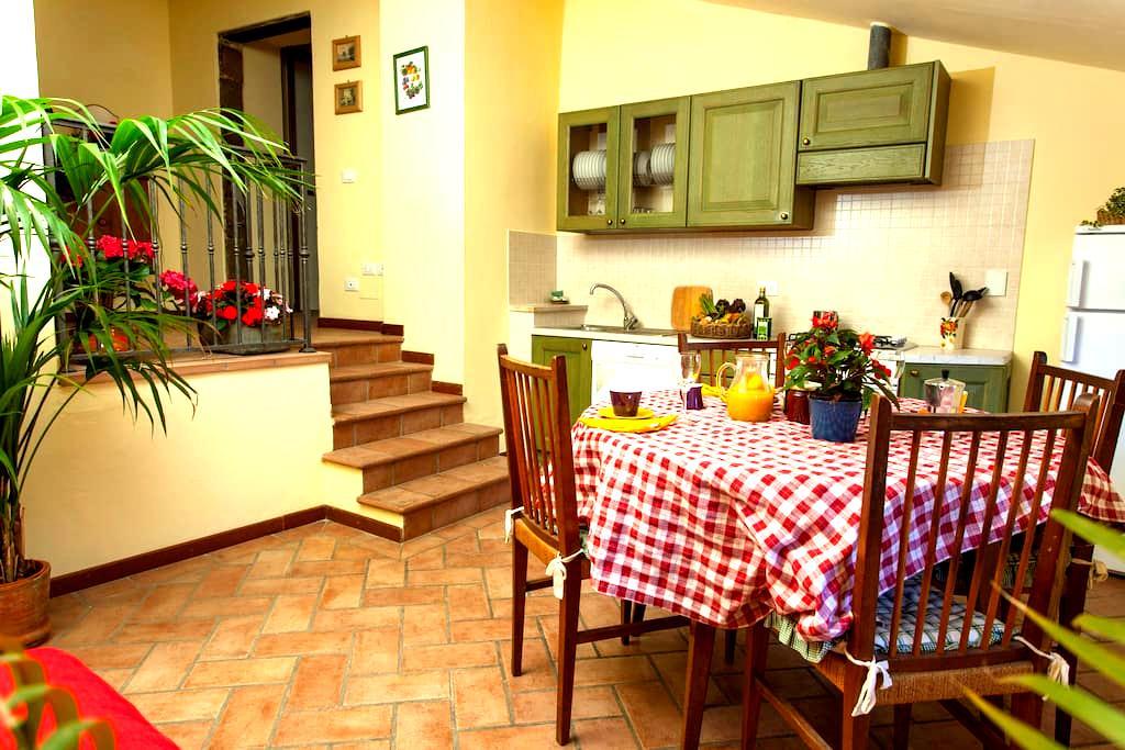 Florentine hills holiday apartment - Sesto Fiorentino - Wohnung