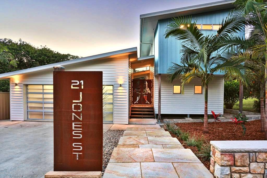 Luxury Studio - Direct Beach Access - Valla Beach - Bed & Breakfast