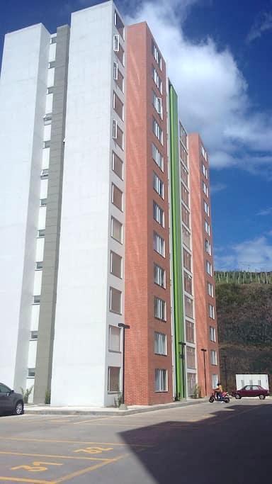 Great appartment in the frontier! - Ipiales - Lägenhet