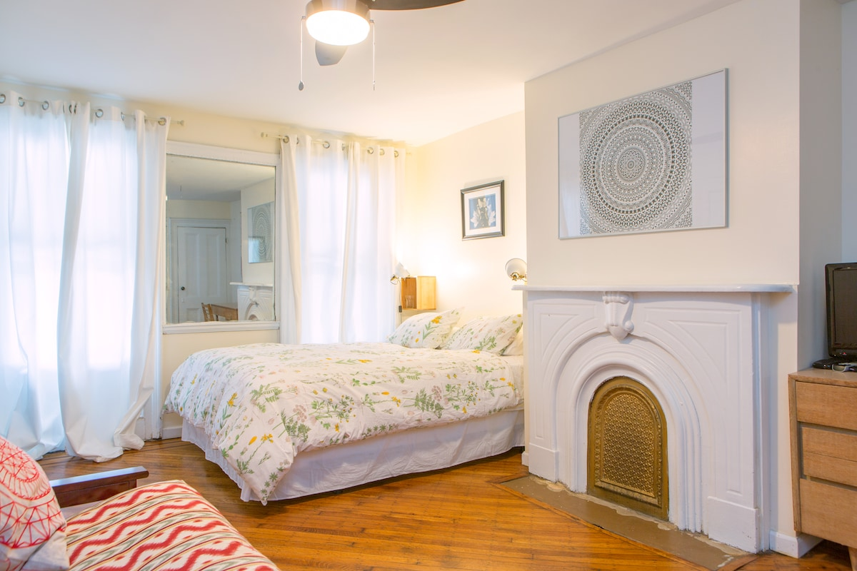 Brooklyn Garden Apartment
